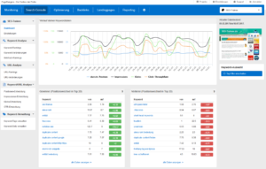 PageRangers Search-Consolen-Einbindung