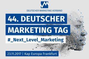 44. Deutscher Marketing Tag