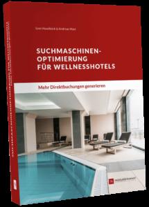 """Cover des Buchs """"Suchmaschinenoptimierung für Wellnesshotels"""