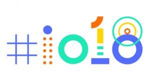 Logo der I/O 2018