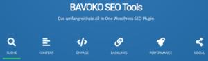 Logo von BAVOKO