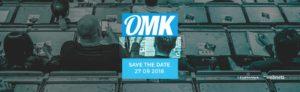 Save the Date für die OMK 2018