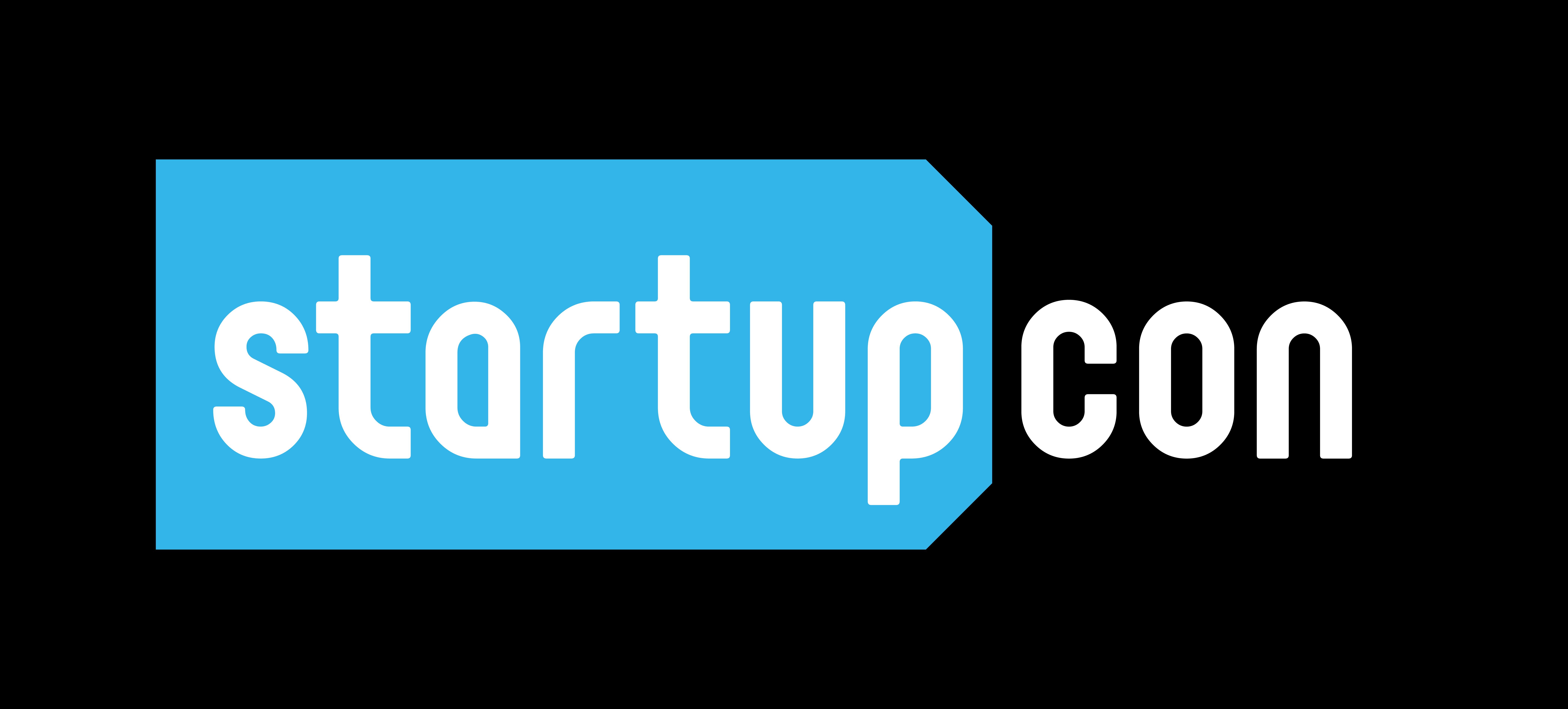 Logo der StartupCon