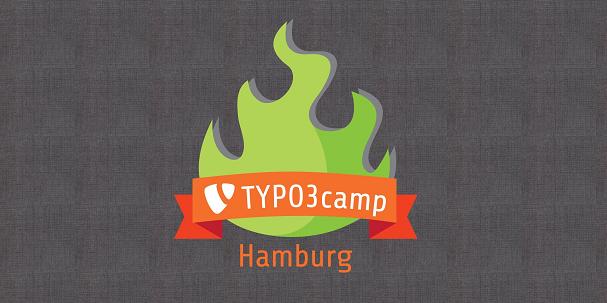 Logo des TYPO3Camps in Hamburg