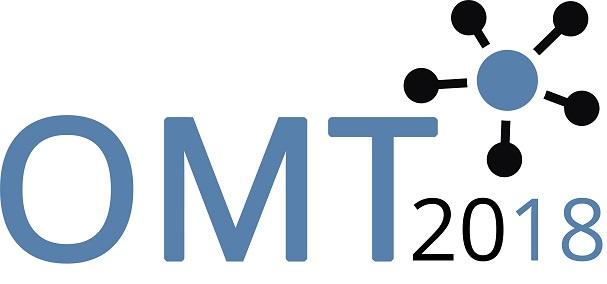 Logo des OMT 2018