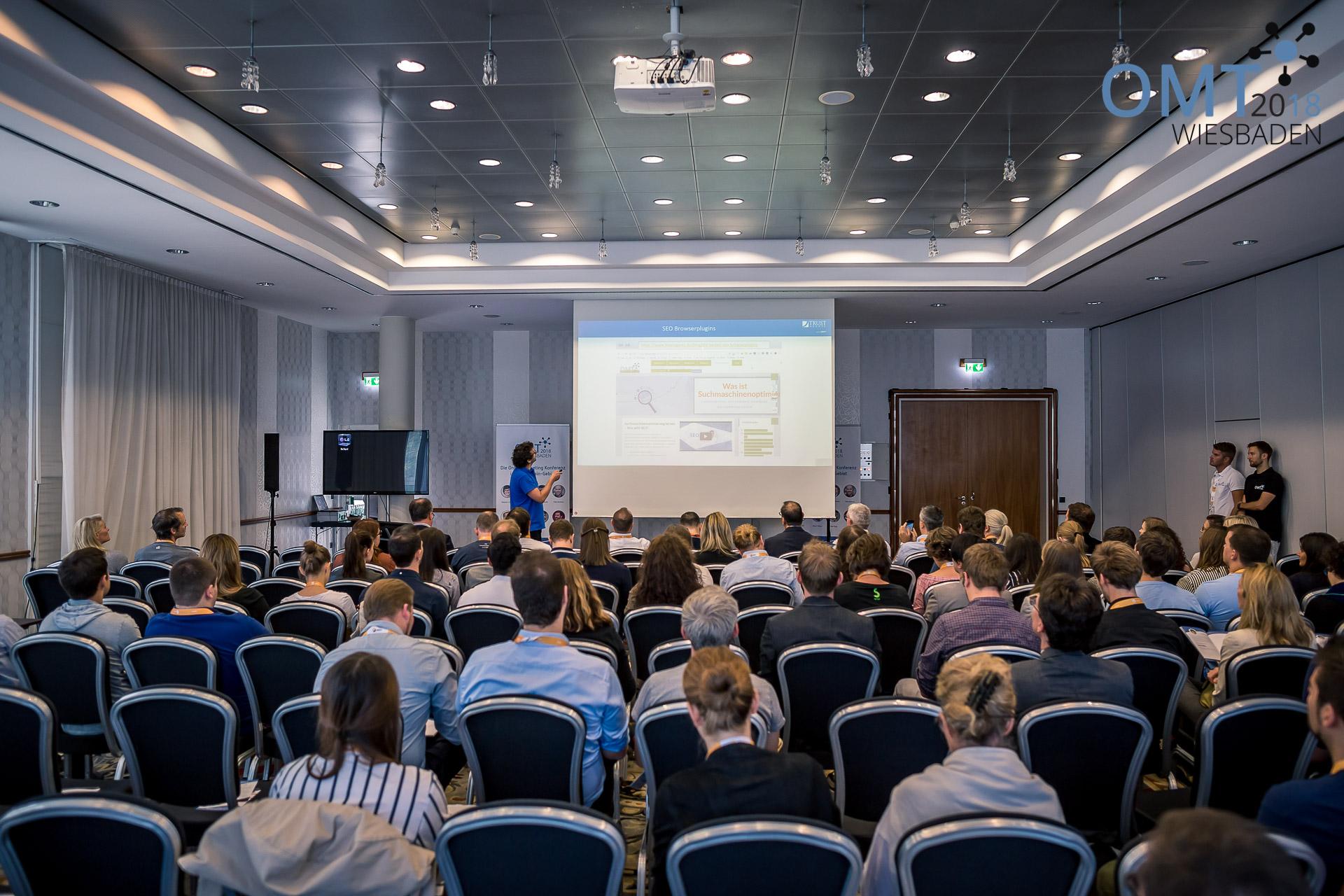 Vortrag von Stephan Czysch beim OMT
