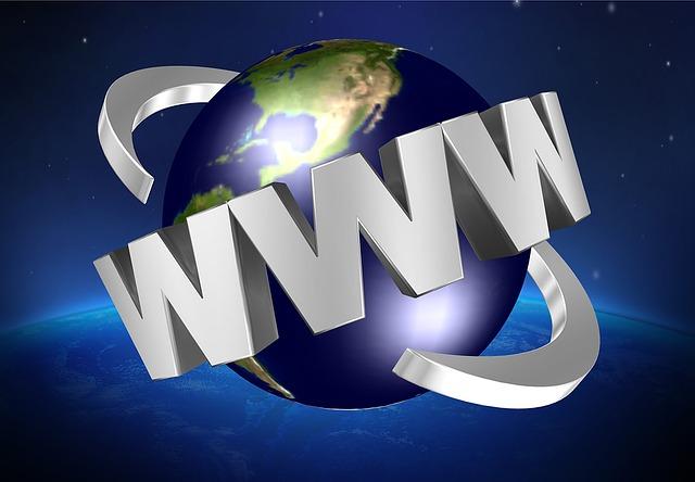 WWW verbindet die Welt