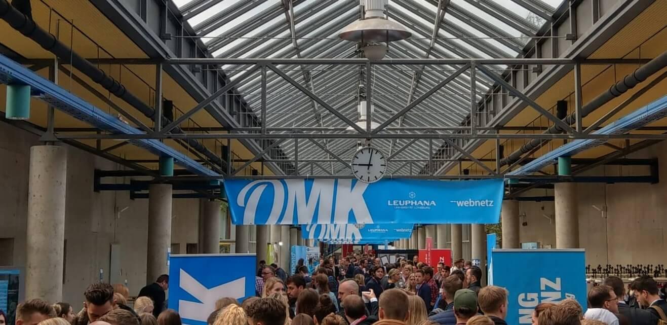 Foyer bei der OMK