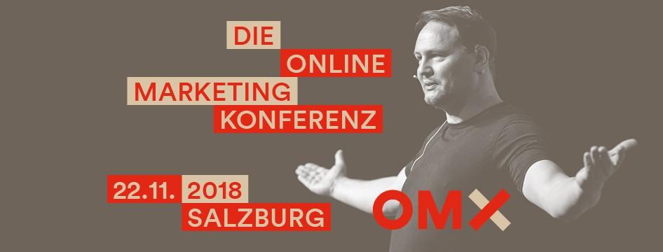 Banner der OMX mit Karl Kratz