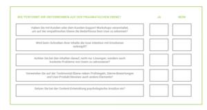 Fragen zu linguistischen Optimierung
