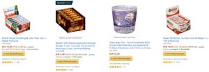 """Der Button """"In den Einkaufswagen"""" befindet sich nun in den Suchergebnisseiten unter manchen Produkten."""