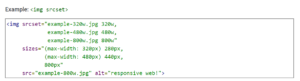 Die Abbildung, die Ihr auch in den Best Practices findet. © Google – Screenshot seo-trainee.de