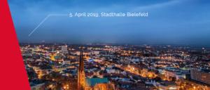 Nicht nur wegen des Programmes solltet Ihr zahlreich zur Konferenz kommen, sondern auch wegen der Stadt Bielefeld. © OMKB 2019
