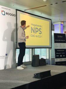 Artjem Weissbeck beim Digital Commerce Day 2019