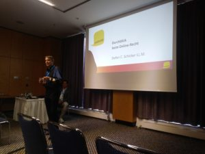 Vortrag zum Thema Online-Recht.