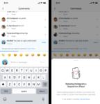 Die neue Funktion von Instagram ermöglicht es Kommentare zurück zunehmen.