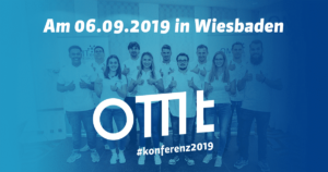 Der OMT 2019 findet am 06.09. in Wiesbaden statt.