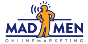 Logo der MADMEN Onlinemarketing GmbH.