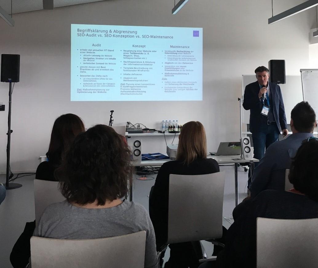 Jens Fauldrath erklärt, was ein SEO-Audit grundlegend immer enthalten sollte.