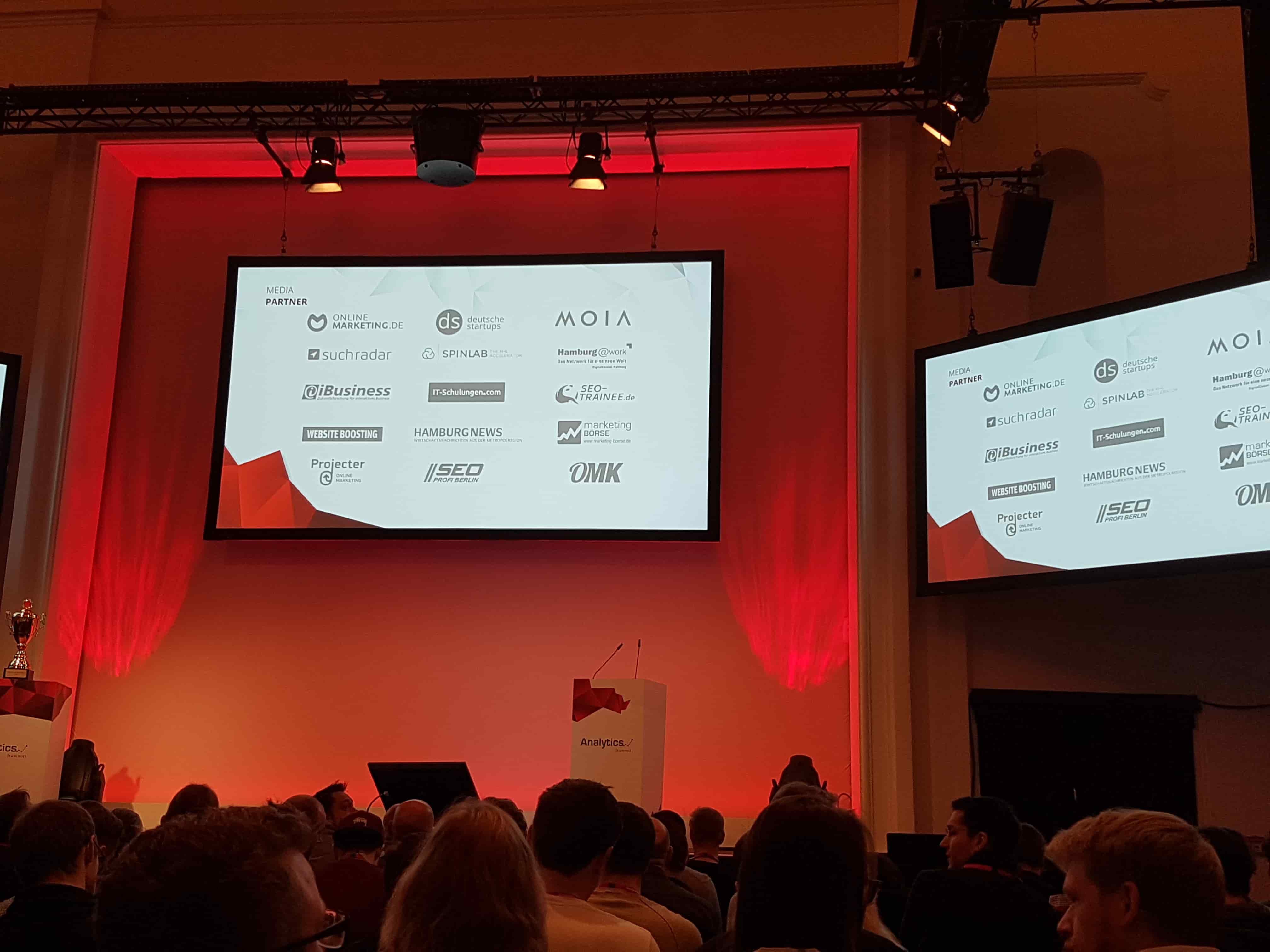 SEO-Trainee.de ist Medienpartner des Analytic Summits 2019.