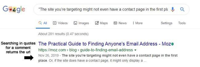 Mit der Google-Suche könnt Ihr einfach nach indexiertem Content suchen