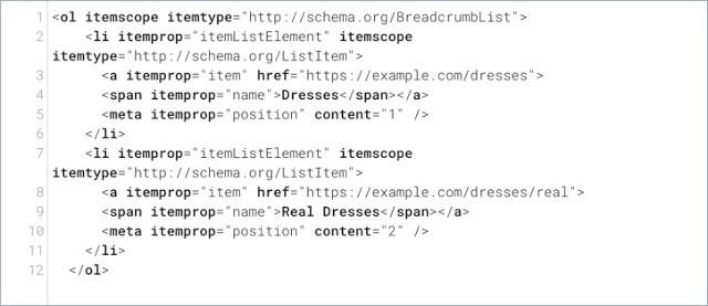 So etabliert Ihr strukturierte Daten auf schema.org
