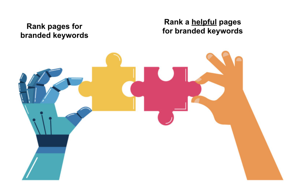 "Brand keywords should lead to useful pages ""class ="" wp-image-57770 ""srcset ="" https://www.seo-trainee.de/wp-content/uploads/2020/04/image-34 -5ea0e793bbbf4.png 1024w, https://www.seo-trainee.de/wp-content/uploads/2020/04/image-34-5ea0e793bbbf4-300x198.png 300w, https://www.seo-trainee.de / wp-content / uploads / 2020/04 / image-34-5ea0e793bbbf4-150x99.png 150w, https://www.seo-trainee.de/wp-content/uploads/2020/04/image-34-5ea0e793bbbf4- 768x507.png 768w ""sizes ="" (max width: 1024px) 100vw, 1024px"