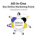 SEMrush All in One Conference