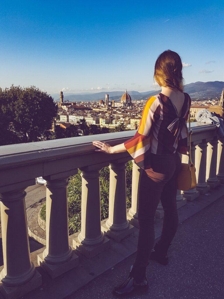 Tagestrip nach Florenz