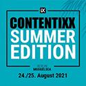 Logo der Contentixx Summer Edition